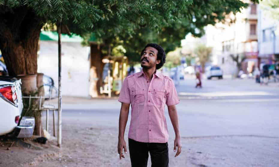 """""""It's a very magical thing, when you start writing."""" Mamoun Eltlib"""