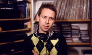 'I am happy to prescribe some music for you, so you can glide about like Gilles Peterson behind your console.'