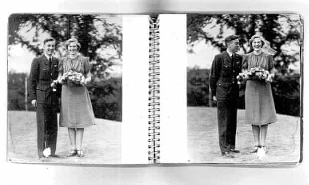 Hugh and Audrey Verity