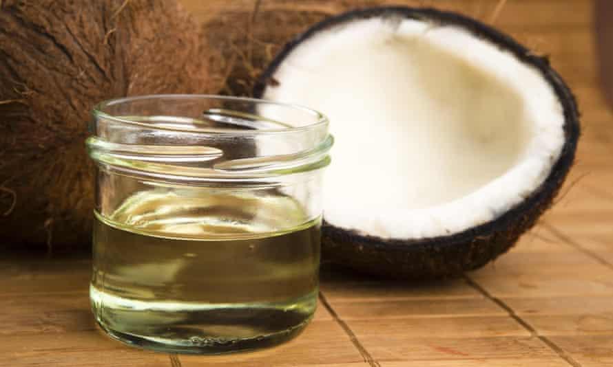 Coconut oil: Good in a Thai dish