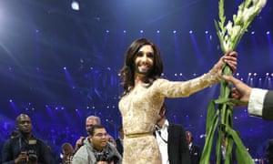 Eurovision winner Conchita