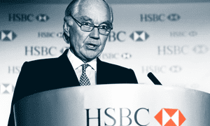 HSBC files raise questions about oversight of senior bankers past