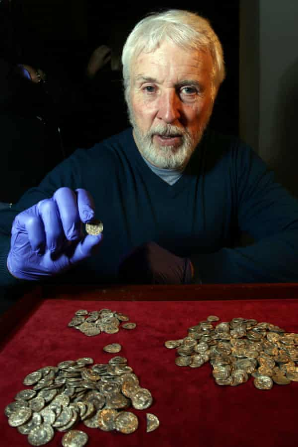 Paul Coleman and Anglo-Saxon coins