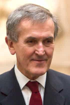 Neil MacGregor, director of the British Museum.