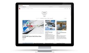 Flipboard's new website will sit alongside its existing apps.