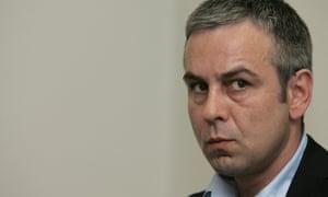 Dmitry Kovtun is one of two accused of killing Alexander Litvinenko.