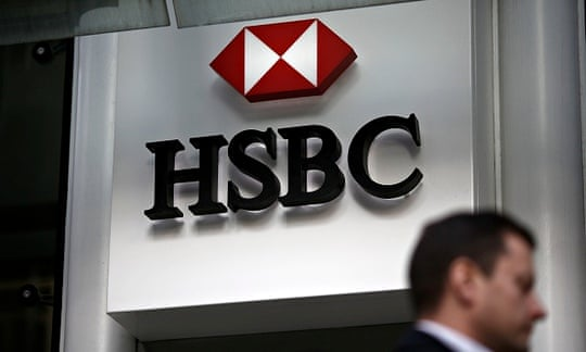 HSBC Holdings Plc Bank Branches And Logos