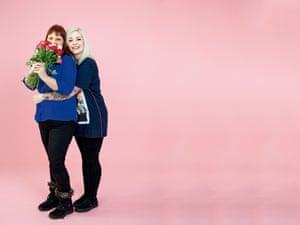 Jo Robbins and Sally Robbins