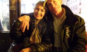 Dominique and Bob in Paris