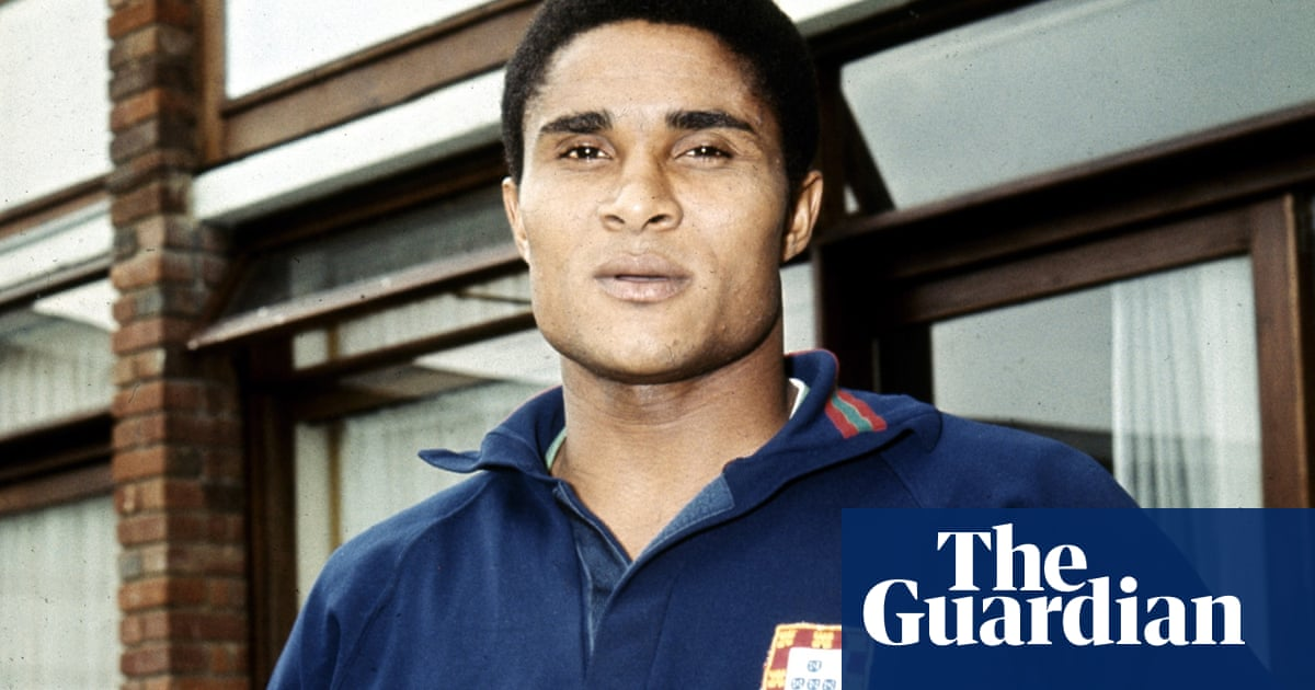 1509b58bec7 How Eusébio and a team of Canadian Croatians took North American soccer by  storm