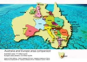Big Aus map