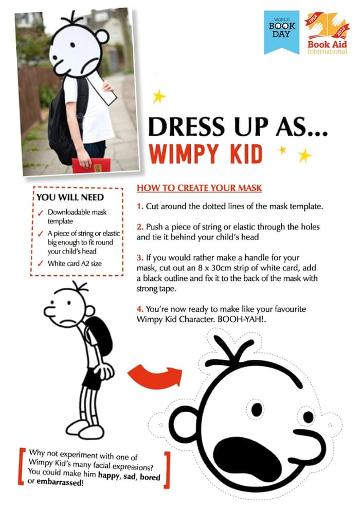 World book day 2015 what to wear childrens books the guardian solutioingenieria Gallery