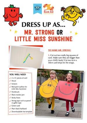 Mr Strong Miss Sunshine