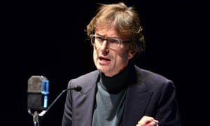 Robert Peston: refusing to curl up and dye over Twitter attacks