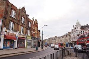 new cross road london