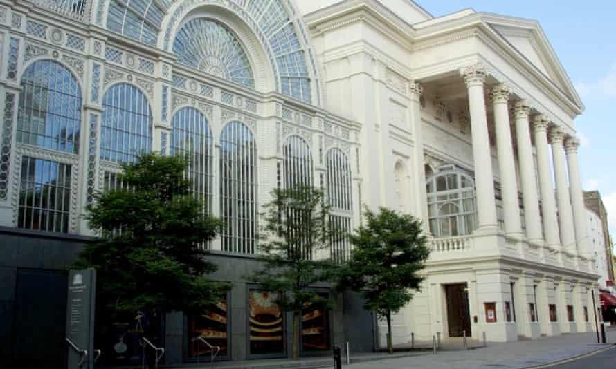 Call of Duty at the Royal Opera House