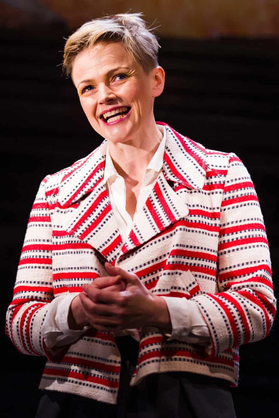 Maxine Peake as Dana in How to Hold Your Breath.