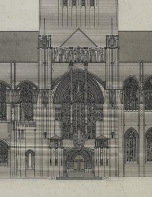 Liverpool Cathedral Rennie Mackintosh