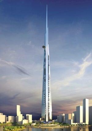 Kingdom Tower, Jeddah