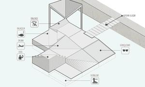 Izmir floating docks prototype blueprint
