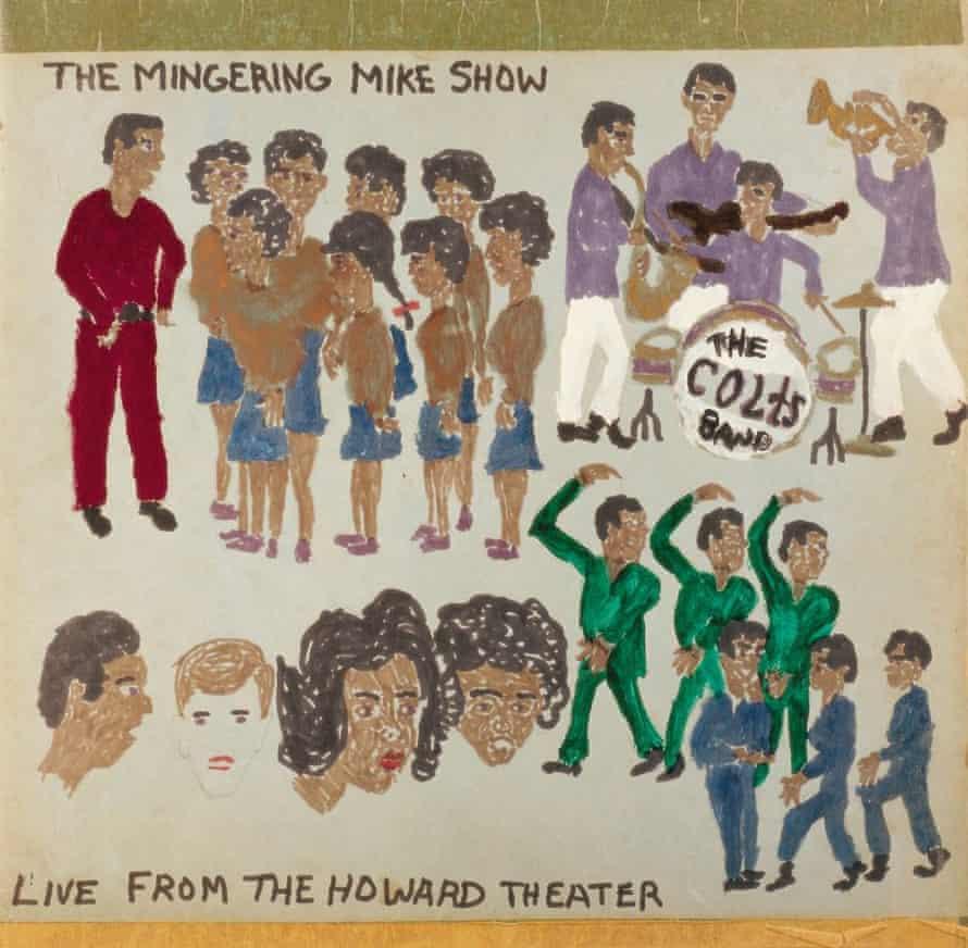 Mingering Mike