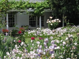 Spring garden at Windsor NSW