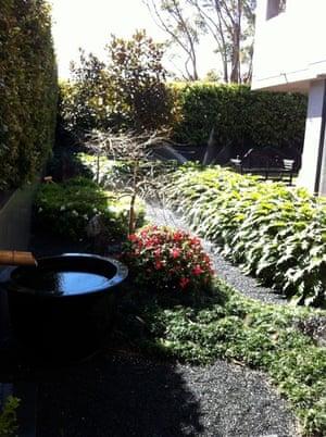 Japanese Garden in Bellvue Hill, Sydney
