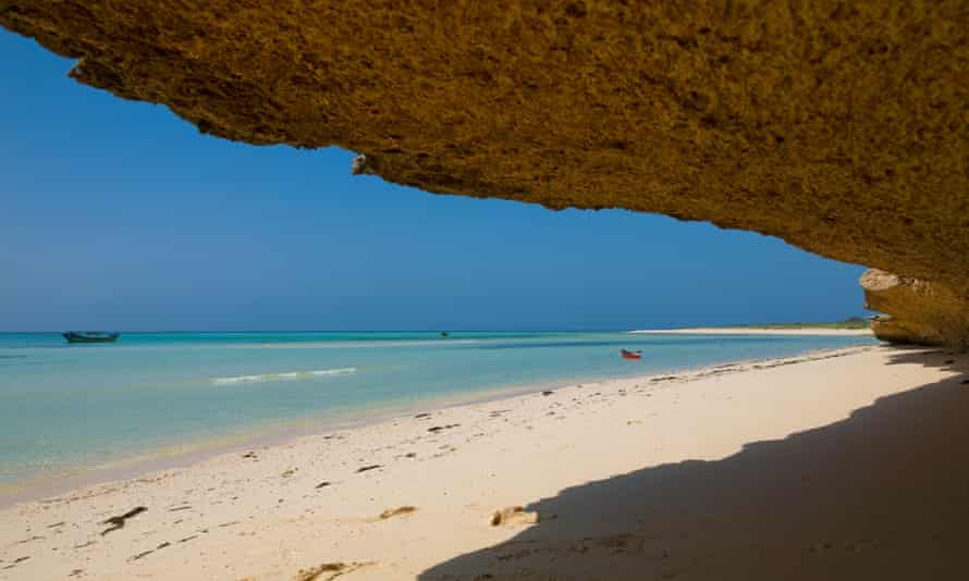Dahlak Island Beach, Eritrea