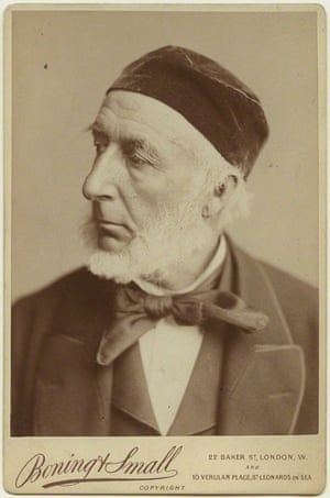 Portrait of Charles H. Jones (1819-1890