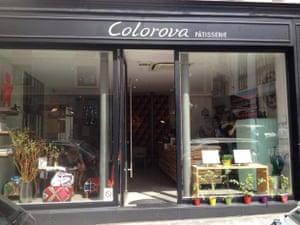 Colorova Patisserie, Paris