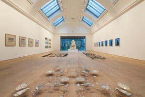 Cornelia Parker's Thirty Pieces of Silver at the new Whitworth Art Gallery