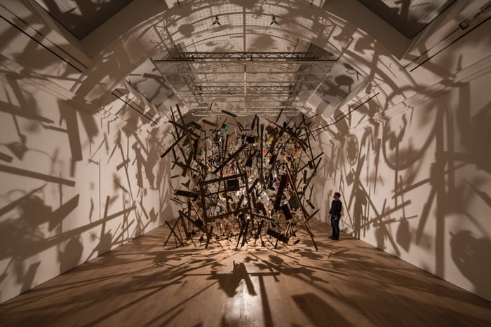 Mindbombs And Meteor Shows Cornelia Parker At The Whitworth