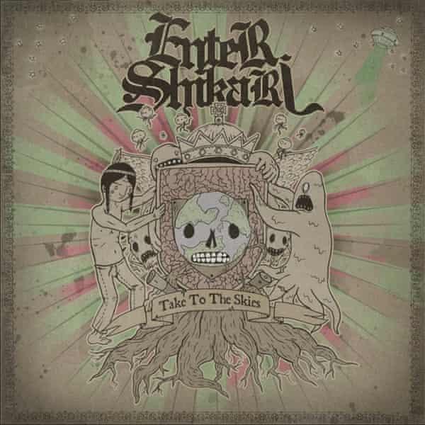 Enter Shikari's Take to the Skies