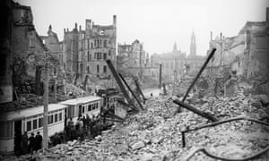 Dresden After the Bombing