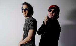 Martin Rev and Alan Vega