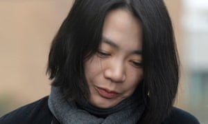 Cho Hyun-ah was sentenced to a year in prison