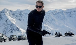 Spectre Daniel Craig James Bond