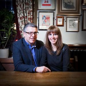 Richard and Sarah