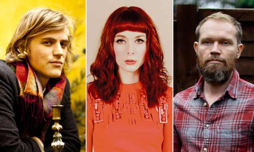Musicians with other jobs: Johnny Flynn, Catherine Anne Davies and Matt Hegarty