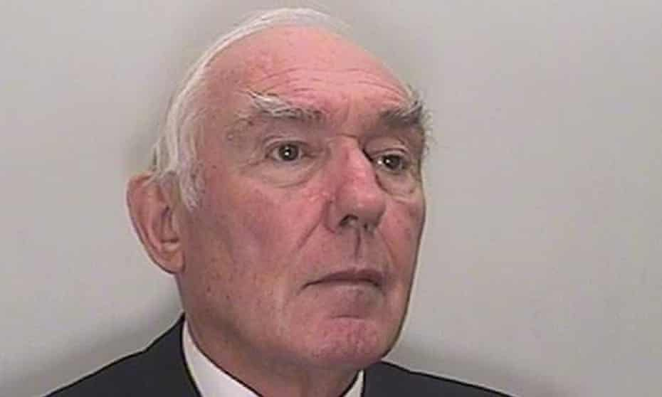 Michael Salmon, former paediatrician