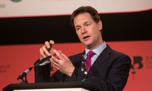More bad news from the polls for Lib Dem leader Nick Clegg.