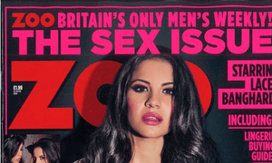 Zoo magazine increased circulation by nearly 10% in the last half of 2014.