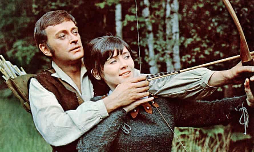 'A Challenge for Robin Hood' film stills - 1967