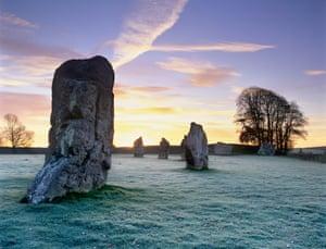 Avebury stones Wiltshire