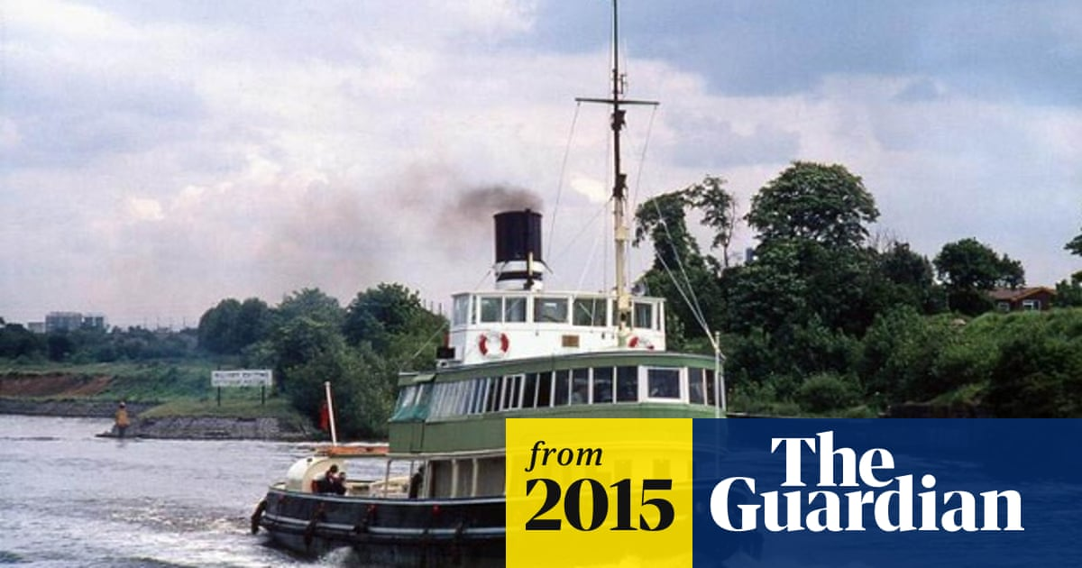 Edwardian steam tug bought for £1 wins £3 8m lottery grant