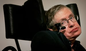 Prof Stephen Hawking has described yelling into space as 'reckless'.