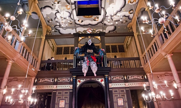 L'Ormindo at London's Sam Wanamaker Playhouse