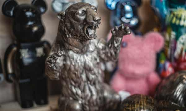 The auction is to be called Bear Witness.