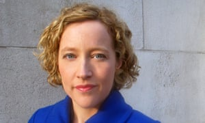 Cathy Newman, Channel 4 presenter.