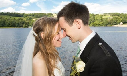 Alastair and Ruth Smith got married at university.